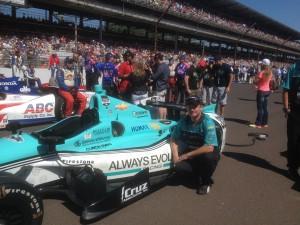 KV Racing 2014 Indy 500